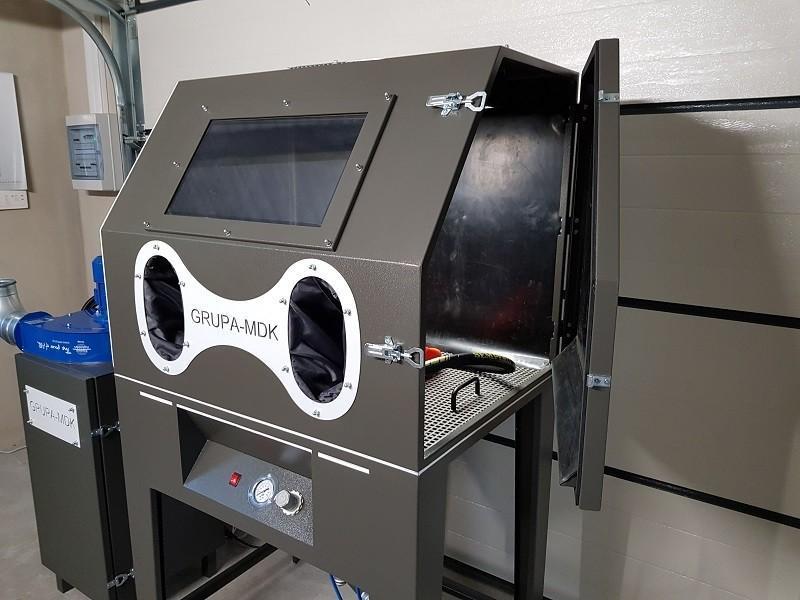 komora MDK 1000-1400i Basic